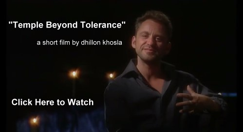 Temple Beyond Tolerance  Short Film